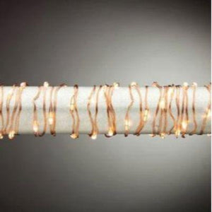 Warm White Copper Light String 10'