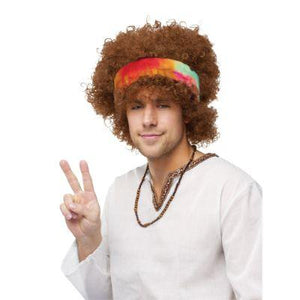 70s Hippie Fro Wig