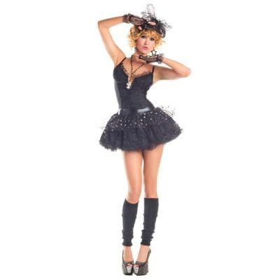 80's Material Pop Star Adult Costume