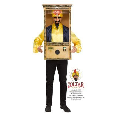 Zoltar Speaks Booth Adult Costume