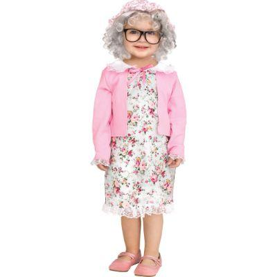 Little Granny Toddler Costume