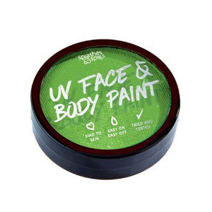 Neon Uv Body Cake Paint Green