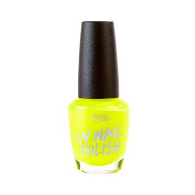Neon Uv Nail Polish Yellow