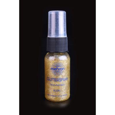 Glitter Spray Gold 1oz