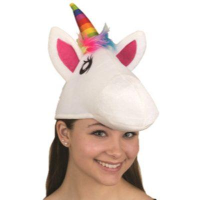 Unicorn Rainbow Hat