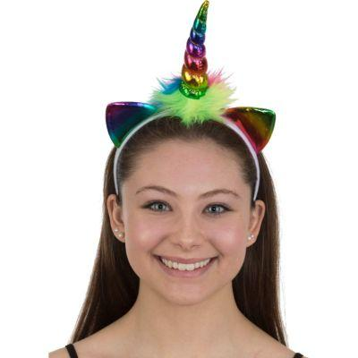 Headband Rainbow Unicorn