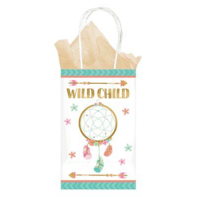 Boho Birthday Gift Bag