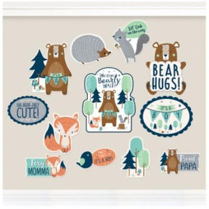 Bearly Wait Cutouts - 12 Pack