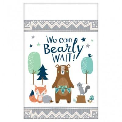 Bearly Wait Table cover  54X102