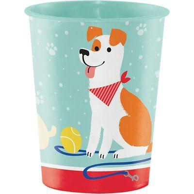 Dog Party Cup 16 oz.