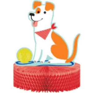 Dog Party Centerpiece 12""