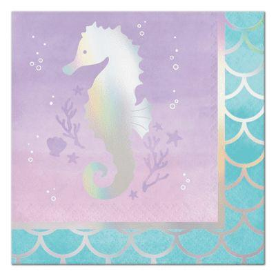 Mermaid Shine Napkin