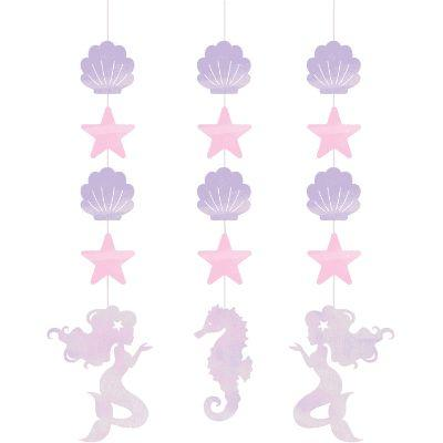 Mermaid Shine Decoration
