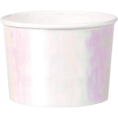 Iridescent Treat Cup Pk6