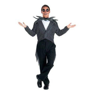 Jack Skeleton Classic Adult Costume