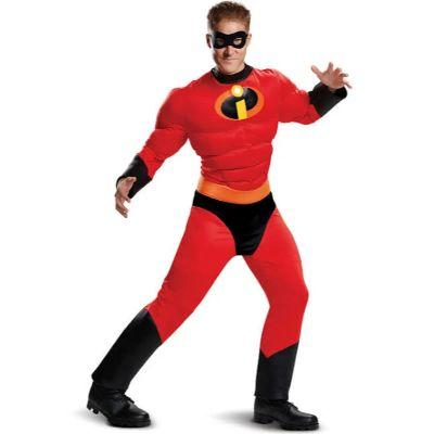 The Incredibles Mr. Incredible Muscle Costume