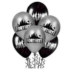 Fortnite Latex Balloon 12""