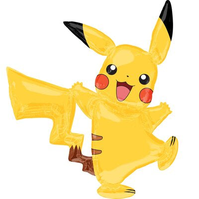 Airwalk Pikachu Mylar Balloon 57
