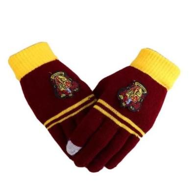 Harry Potter Gryffindor Touch Screen Gloves