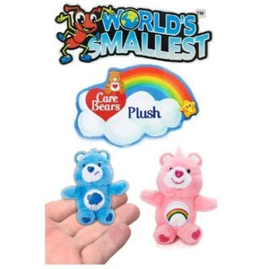 World's Smallest Care Bears Toy Plush
