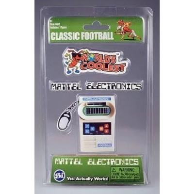 World's Smallest Mattel Football