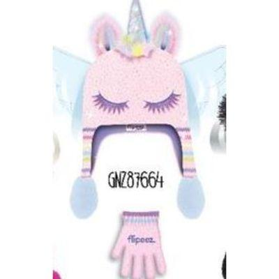 Unicorn Flipeez With Gloves