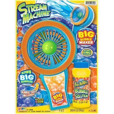 Stream Machine Bubble Machine