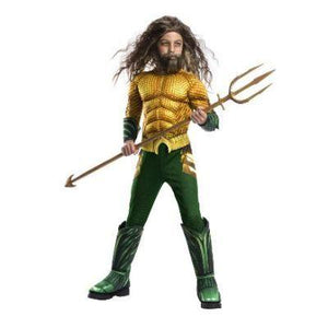 Aquaman Deluxe Child Costume