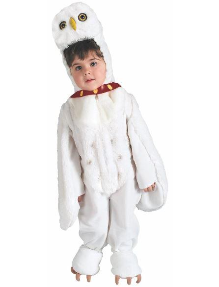 Harry Potter Hedwig The Owl Baby Costume