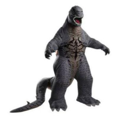 Godzilla Inflatable Adult Costume
