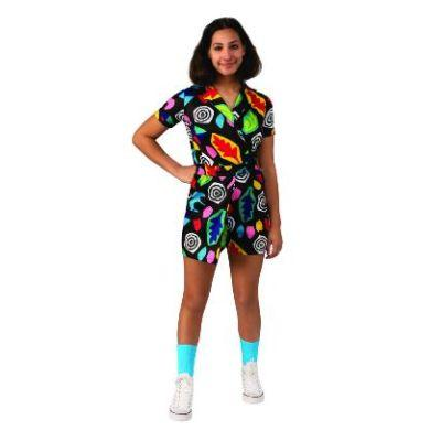 Stranger Things 11 Mall Dress Child Costume