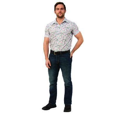 Stranger Things Hopper Hawaiian Adult Costume