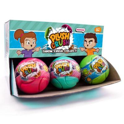 Plush Crush Blind Puzzle Ball