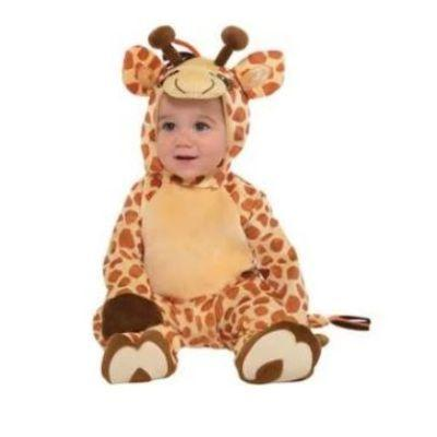 Junior Giraffe Baby Costume