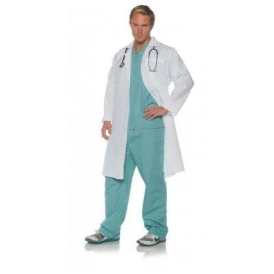 On Call Doctor Adult Costume