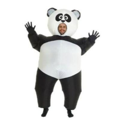 Giant Panda Inflatable Adult Costume