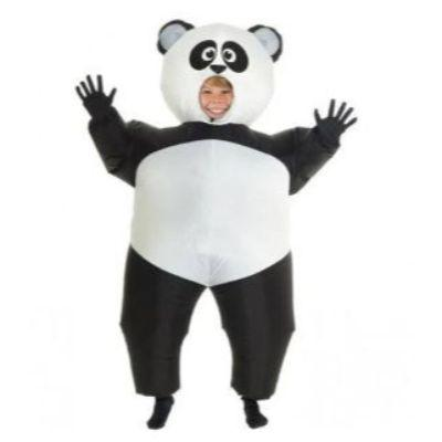Giant Panda Inflatable Child Costume