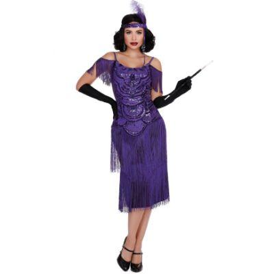 20s Miss Ritz Adult Costume
