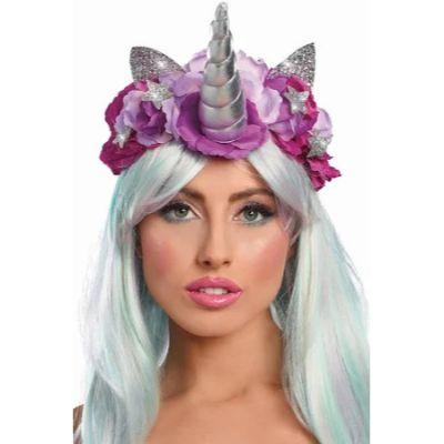 Unicorn Purple Headpiece