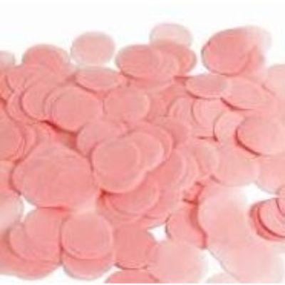 Confetti Light Pink Metallic .8 oz. Bag