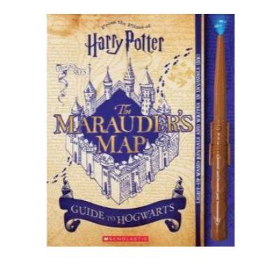Harry Potter The Marauder's Map - Guide To Hogwarts
