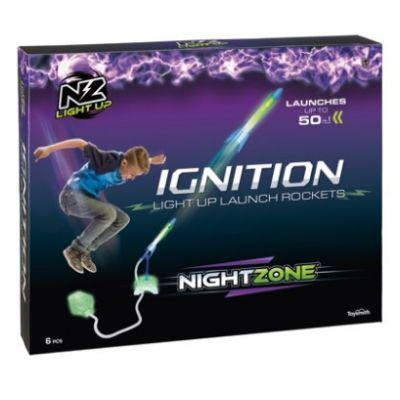 Ignition Light Up Stomp Rocket