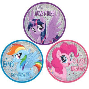 My Little Pony Dessert Plate - 8 Pack