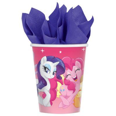 My Little Pony 9oz Cup - 8 Pack