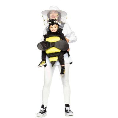Bee Keeper & Bee Baby Costume