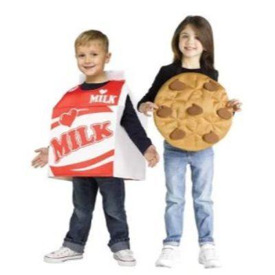 Milk & Cookies Baby Costume