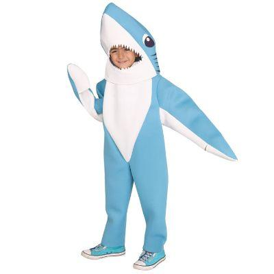 Shark Jumpsuit Child Costume