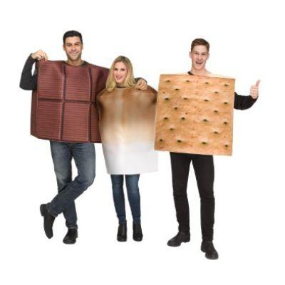 S'mores Group Costumes