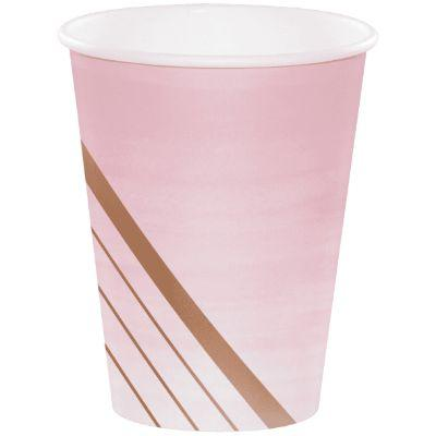 Rose All Day Cup 12 oz - 8 Pack