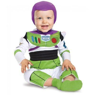 Disney Toy Story Buzz Lightyear Deluxe Baby Costume